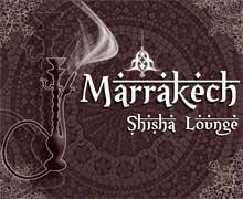 Marrakech Shisha Lounge Karachi Logo