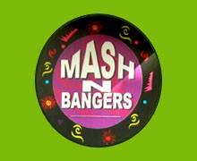 Mash N Bangers, PNT Colony Karachi Logo