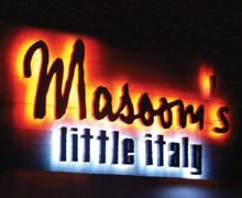 Masooms Little Italy Lahore Logo