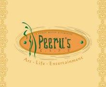 Peerus Cafe Lahore Logo