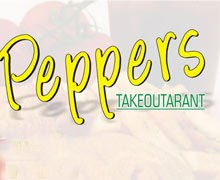 Peppers Takeoutarant Lahore Logo