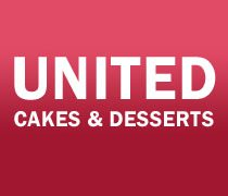United Cakes and Desserts Karachi Logo