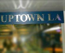 Up Town LA, DHA Lahore Logo