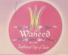 Waheed Restaurant Karachi Logo