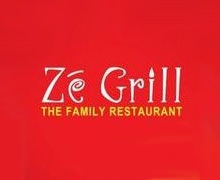 Ze Grill, Gulberg 3 Lahore Logo