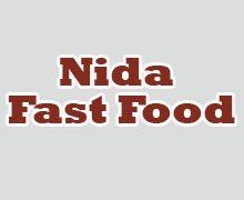 Nida Fast Food Karachi Logo