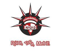NY 212 Pizza Lahore Logo