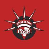 NY212 Restaurant Cafe Lahore Logo