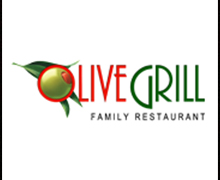 Olive Grill, M. M. Alam Road Lahore Logo