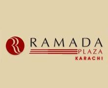 Opera Cafe, Ramada Plaza Karachi Logo