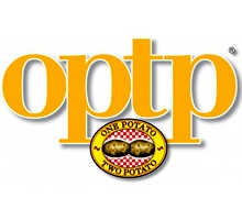 OPTP, Dolmen Mall, North Nazimabad Karachi Logo