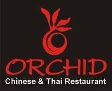 Orchid Chinese & Thai Restaurant Lahore Logo