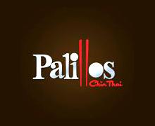 Palillos Chin Thai Lahore Logo