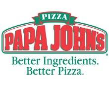 Papa Johns, Rahat Karachi Logo
