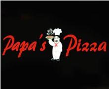 Papas Pizza  I8 Islamabad Logo