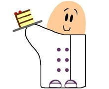 Peace Of Cake Rawalpindi Logo
