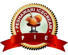 Peshawari Icecream Karachi Logo