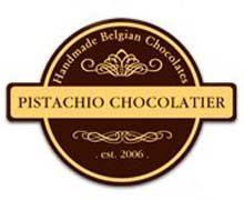 Pistachio Chocolatier Karachi Logo