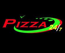 Pizza 24/7 Lahore Logo