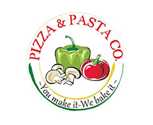 Pizza and Pasta Co, Ocean Mall Karachi Logo