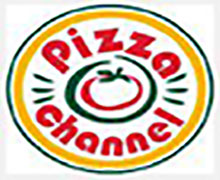 Pizza Channel, Karachi Lahore Logo