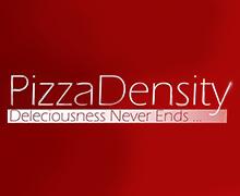 Pizza Density Karachi Logo