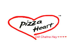 Pizza Heart Lahore Logo