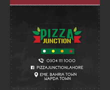 Pizza Junction - Bahria Town
