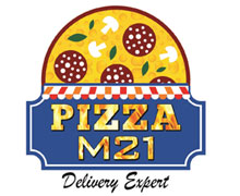 Pizza M 21 - Gulberg