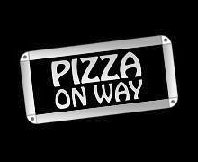 Pizza On Way Karachi Logo