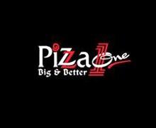 Pizza One, Clifton Karachi Logo
