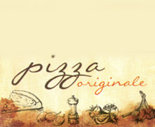 Pizza Originale - F 11 Islamabad Logo