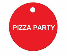 Pizza Party Islamabad Logo