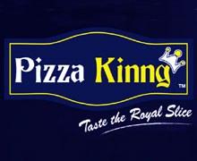 Pizza Kinng, Dhoraji Karachi Logo