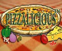 Pizzalicious Karachi Logo