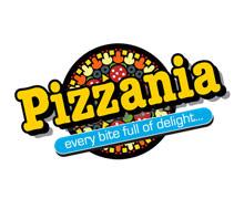 Pizzania Karachi Logo