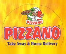 Pizzano E-11 Islamabad Logo