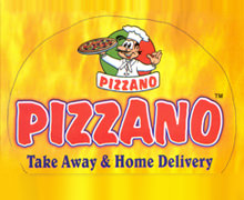 Pizzano, I-10 Islamabad Logo