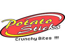Potato Sticks, North Nazimabad Karachi Logo