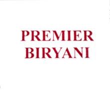 Premier Biryani, Dohraji Karachi Logo
