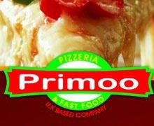 Primoo Pizzeria & Fast Food Lahore Logo
