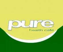 Pure Health Cafe Karachi Logo