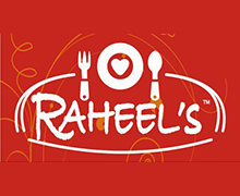 Raheel Pizza Rawalpindi Logo