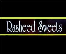 Rasheed Sweets F-7 Jinnah Super Market Islamabad Logo