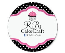 RBs Cake Craft Karachi Logo