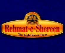 Rehmat-e-Shereen, Tariq Road Karachi Logo