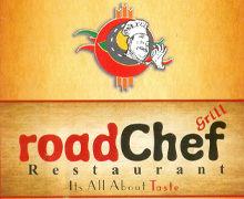 Road Chef Grill Restaurant Islamabad Logo