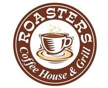 Roasters - Zamzama Karachi Logo