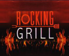 Rocking Grill (CLOSED) Lahore Logo