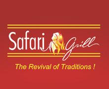 Safari Grill, Bahria Town Lahore Logo